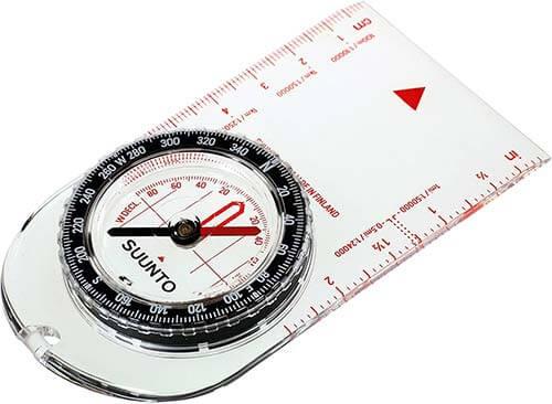 SUUNTO A-10 Baseplate Compass