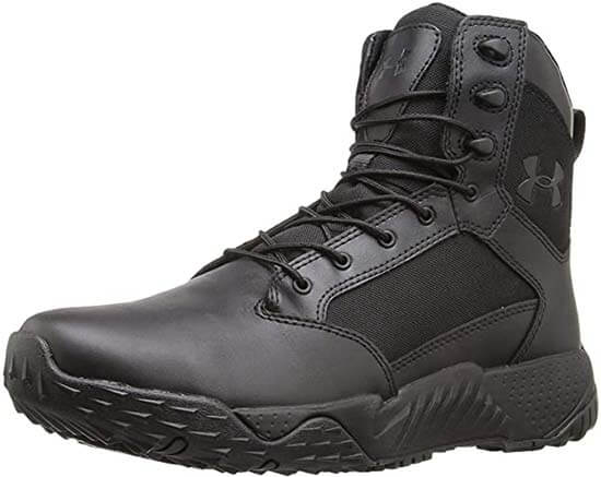 Under Armour Stellar Tactical Boots in Black