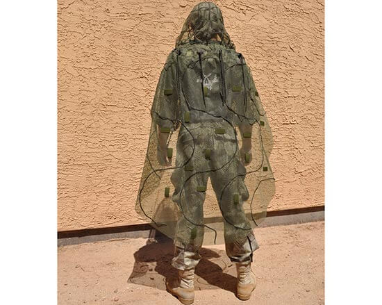 Tactical concealments multi purpose viper suit