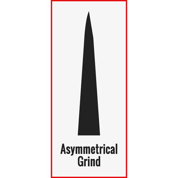 Asymmetrical Grind Example