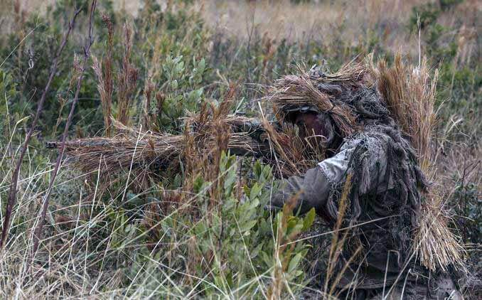 How to Make a Ghillie Suit From Scratch (Marine Sniper Edition)