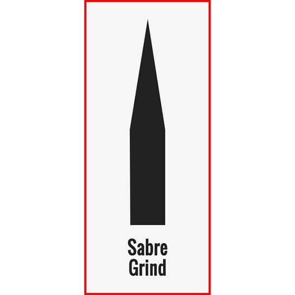 Sabre Grind Example