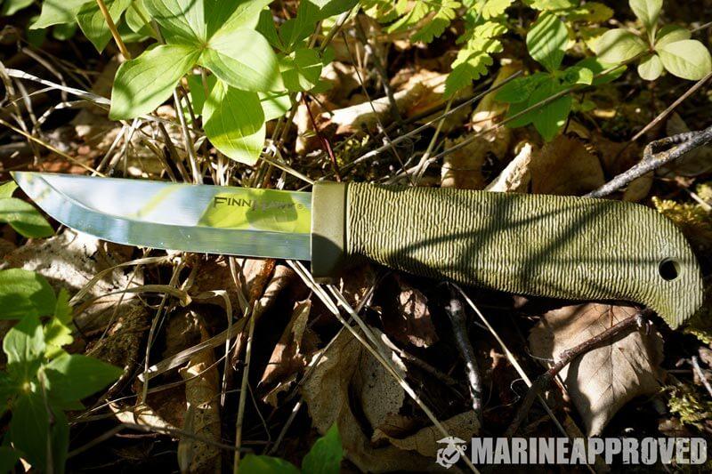 Finn Hawk Knife