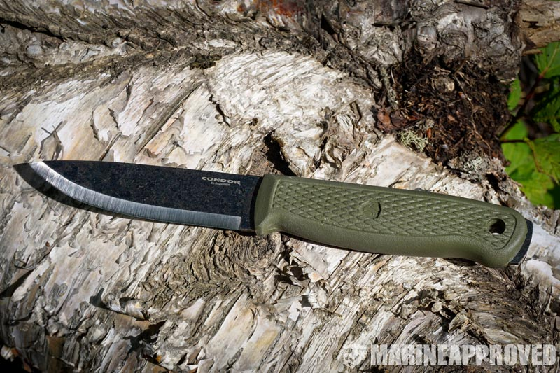 Terrasaur Bushcraft Knife