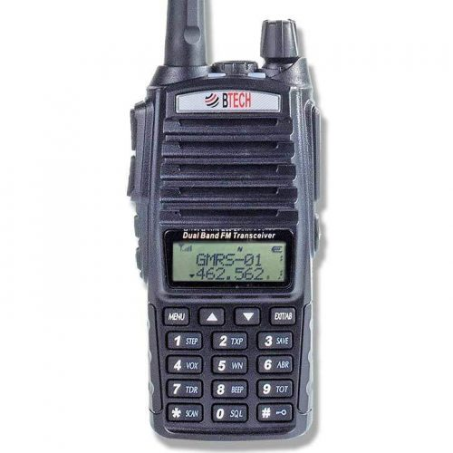 Best Gmrs Radio 2019 7 Best Two Way Radios in 2019   FRS/GMRS   Review by US Marine